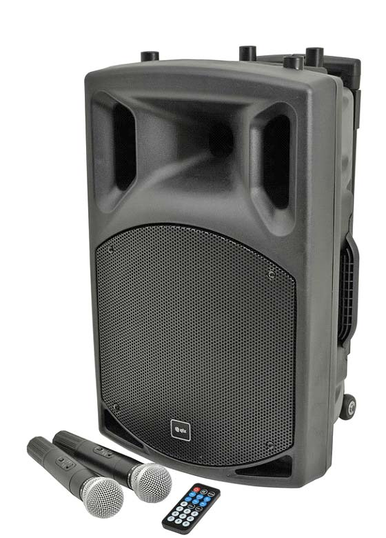 Portable PA by Avactiv L:td
